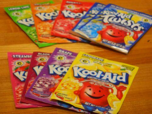 Kool Aid Packets