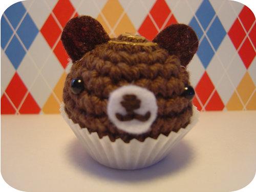 Chocolate Truffle Bear
