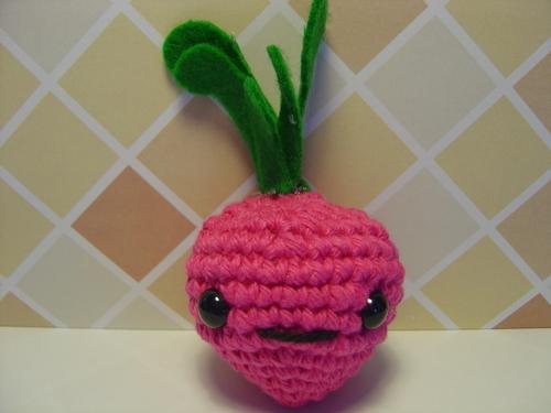 Pinky Radish